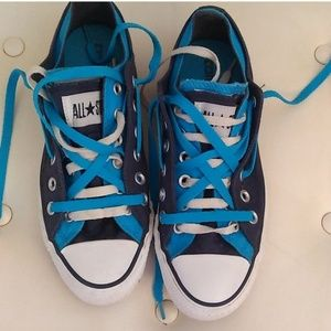 Converse Double Tongue Sneakers